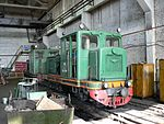 Dymnoe peat railway TU4-2790 and ТУ4-2721.jpg