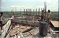 Dynamotion Hall Under Construction - Science City - Calcutta 1996-05-06 848.JPG