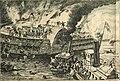 EM NOVA-YORK. A grande catastrophe do vapor de passeio General Slocum. Morte horrível de 1.200 pessoas!.jpg