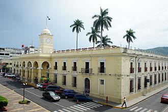 Santa Ana, El Salvador - Municipal Palace of Santa Ana