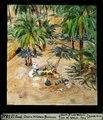 ETH-BIB-El Oued, Oase mit Wäsche am Brunnen-Dia 247-03822.tif