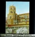 ETH-BIB-Monreale, Kreuzgang mit Turm an der Dom-Längsfront-Dia 247-05618.tif