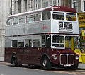East London Routemaster bus RM1933 (ALD 933B) heritage route 15 centenary livery.jpg