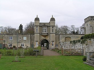 Easton, Lincolnshire - Image: Easton walled garden geograph.org.uk 232012