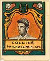 Eddie Collins, second baseman, Philadelphia Athletics, 1911.jpg