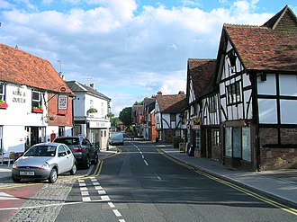 Edenbridge, Kent - Image: Edenbridge 1