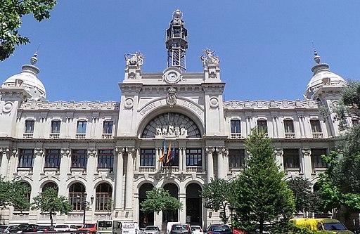 Edifici Principal Correos València