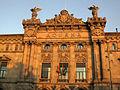 Edifici de la Duana, part central de la façana.jpg