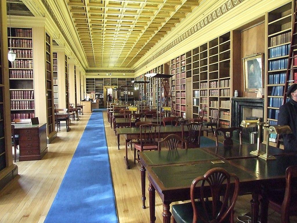 Edinburgh Advocate's Library 2