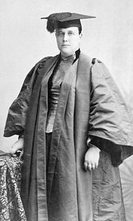 Edith Pechey doctor, campaigner for womens rights