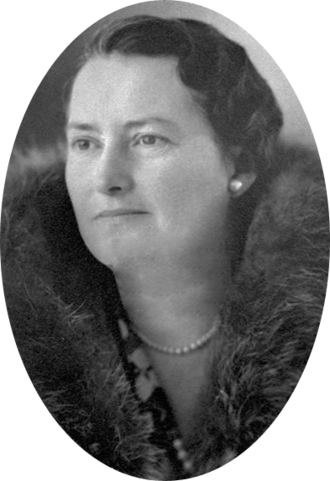 Edith Rogers (Alberta politician) - Image: Edith Rogers