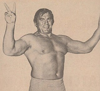 Édouard Carpentier French-Canadian professional wrestler