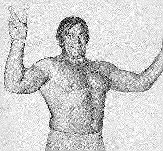 Édouard Carpentier - Image: Edouard Carpentier Wrestling Revue December 1973 p.16