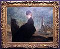 Eduard manet, l'amazzone, ritratto di maria lefébure, 1870-75 ca. 01.JPG