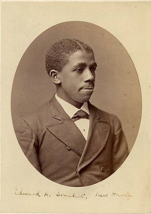 Edward Bouchet - Image: Edward Alexander Bouchet Yale College class of 1874