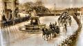 Edward VII visiting Malta, April 1903 - The King in Piazza Sant'Anna, Floriana.png