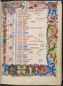 Egerton hours - January - Eg1070 f6.jpg