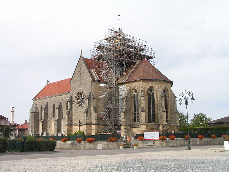 Église Saint-Sébastien de Perthes (Classé)