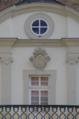 Eichenzell Eichenzell Schloss Fasanerie Schlosshof Balcony CoA E.png