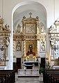 Eisenstadt - Franziskanerkirche, Altar.JPG