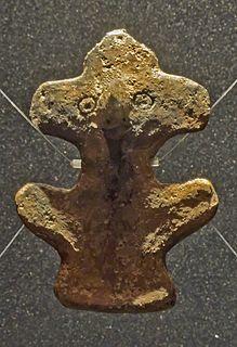 Guatimac sculpture