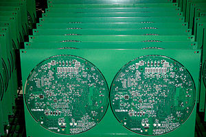 Electronics manufacturing services - Electronic Circuit Board Assembly