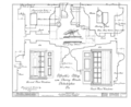 Elfreth's Alley (Houses), Philadelphia, Philadelphia County, PA HABS PA,51-PHILA,272- (sheet 7 of 19).png