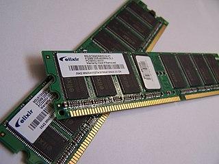 Barrettes de RAM