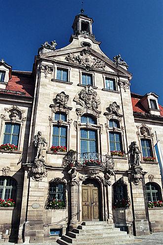Ellingen - Ellingen town hall