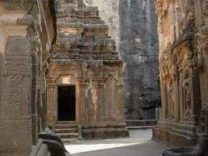Rashtrakuta dynasty - Kailasanatha Temple