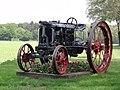 Elsendorp (Gemert-Bakel), old Deering tractor at Rijpseweg.JPG