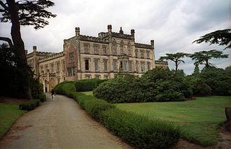 Earl of Harrington - Elvaston Castle.