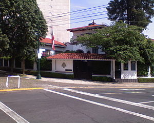 Lebanese Mexicans - Lebanese Embassy in Mexico City