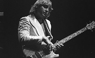 Greg Lake was the frontman on the first two King Crimson albums.