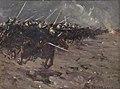 Emilian Lazarescu - Sarja de cavalerie.jpg