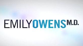 Emily Owens, M.D. - Image: Emily Owens logo