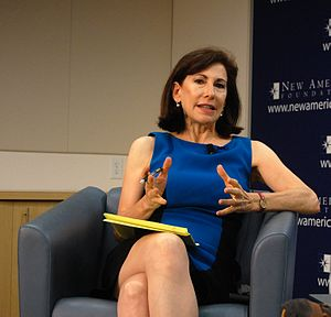Emily Yoffe - Emily Yoffe at a New America Foundation discussion in 2011.