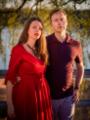 Emma and Peter Newman at Åcon 2018.png