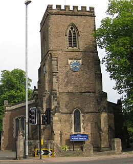 town and parish in Leicestershire, United Kingdom