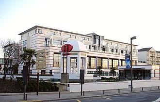 Enghien-les-Bains - The thermal baths