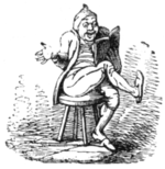 English Caricaturists, 1893 - Elf.png