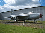 English Electric Lightning F.53 ZF594 XS922, NELSAM, 27 June 2015 (1).JPG