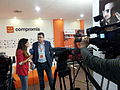 Enric Morera a la TV - Eleccions 2015.jpg