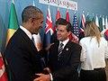 Enrique Peña Nieto greets Barack Obama at the 2015 G-20 Antalya summit (1).jpg