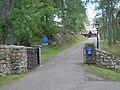 Entrance to Crathie Kirk - geograph.org.uk - 1453249.jpg