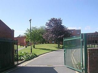 Horsforth School Academy in Leeds, West Yorkshire, England