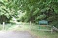 Entrance to Reeves Wood - geograph.org.uk - 1990014.jpg