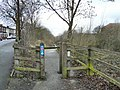 Entrance to TransPennine Trail - geograph.org.uk - 1196063.jpg