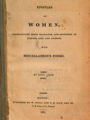 Epistles on Women, by Lucy Aikin (1810, Boston).png