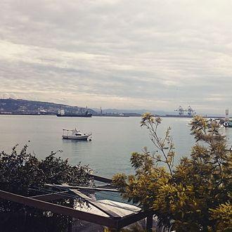 Karadeniz Ereğli - Ereğli coast